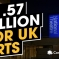 Our record-breaking package of support for UK arts and culture sector